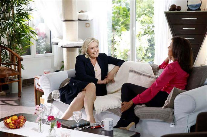 """""""Une ambition intime"""" : portrait de 5 femmes politiques, dimanche 7 novembre sur M6 avec Karine Le Marchand"""