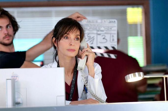 """Anne Parillaud parle de son rôle dans """"H24"""" à partir du 3 février sur TF1"""