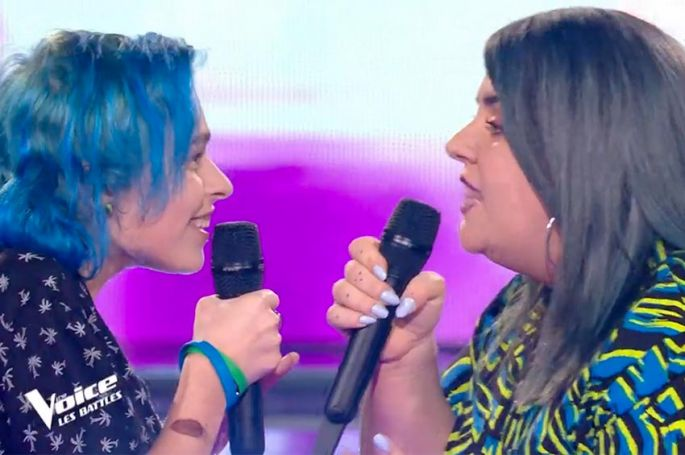 "Replay ""The Voice"" : Melba & Ana chantent « Summertime Sadness » de Lana del Rey (vidéo)"