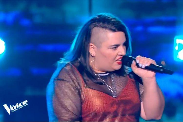 """""""The Voice"""" : TF1 dévoile l'audition de Melba qui chantera « Toxic » de Britney Spears ce soir sur TF1 (vidéo)"""