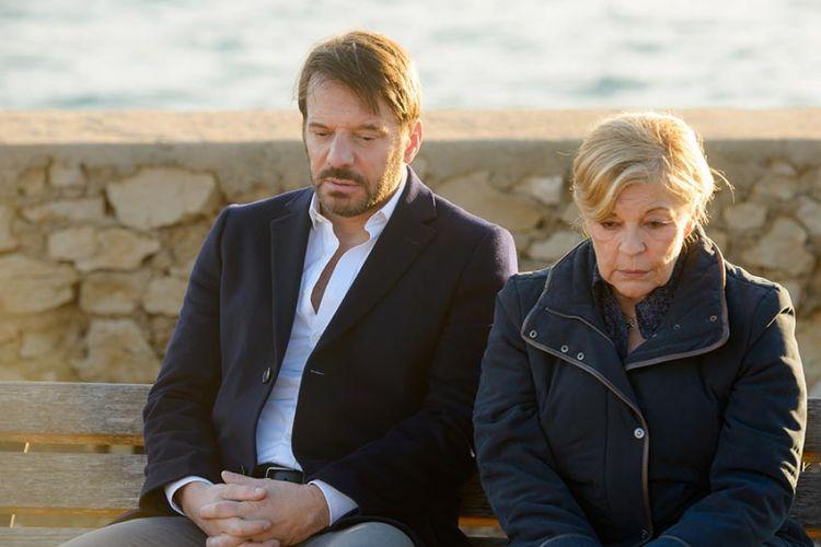 """""""Les ombres du passé"""" avec  Samuel Le Bihan, Frédéric Diefenthal et Nicoletta sur France 2"""