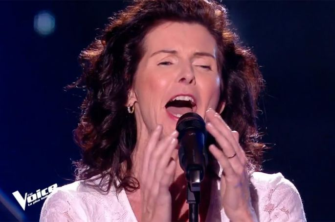 """Replay """"The Voice"""" : Maria chante « Danny Boy » un chant Irlandais (vidéo)"""