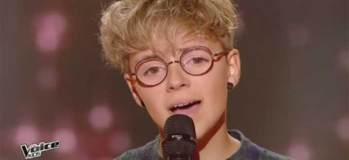 "Replay ""The Voice Kids"" : Amandine chante « Skinny Love » de Birdy (vidéo)"