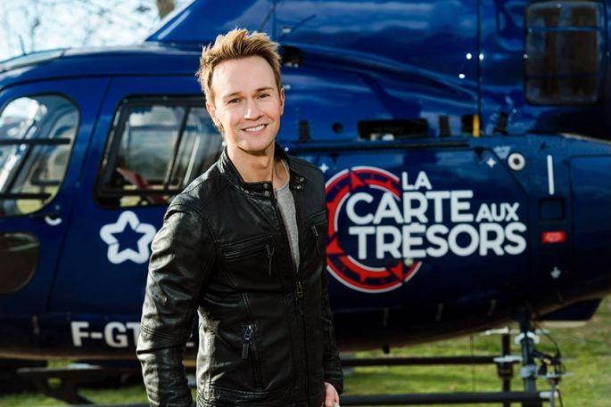 """La Carte aux Trésors"" survolera la Normandie mercredi 24 octobre sur France 3"