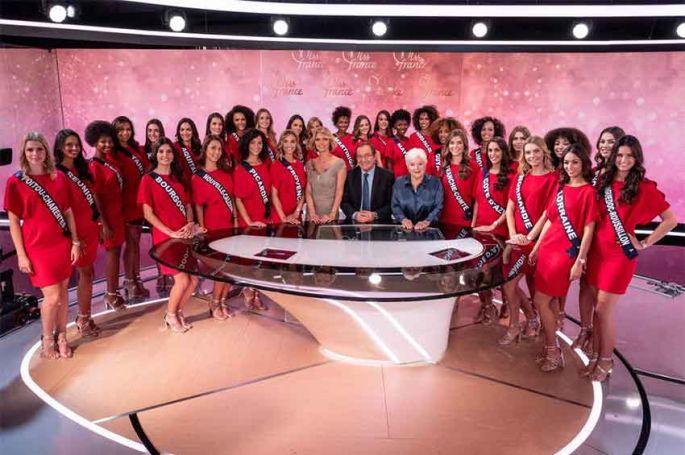 Miss France 2019 sera élue ce soir sur TF1 en direct du Zénith de Lille : programme de la soirée