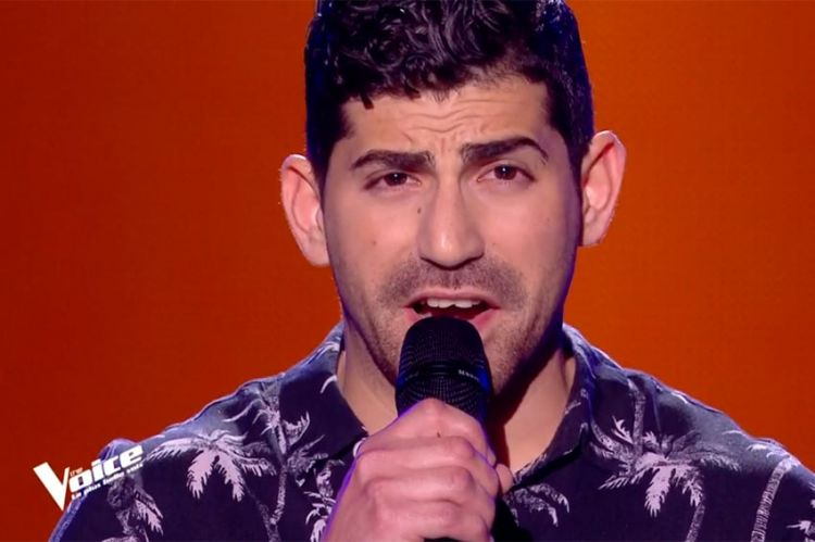 "Replay ""The Voice"" : Tirso Rafael chante « Nights in white satin » de Moody Blues (vidéo)"
