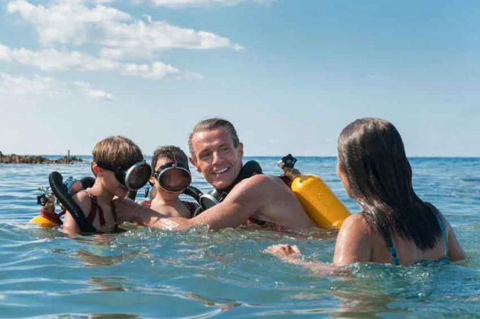 "TF1 diffusera le film ""L'odyssée"" avec Lambert Wilson dimanche 4 août"