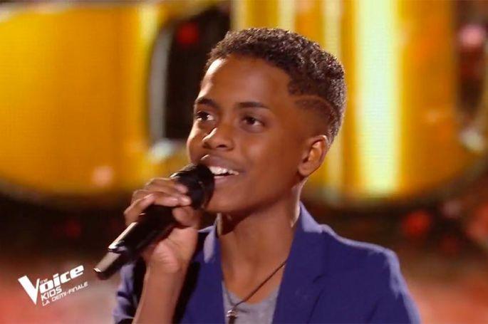 """Replay """"The Voice Kids"""" : Jody chante « Oh Happy Day » de Edwin Hawkins (vidéo)"""