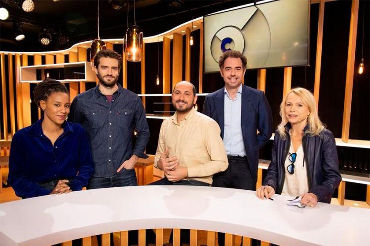 """""""C ce soir"""" lundi 12 avril : les invités reçus par Karim Rissouli sur France 5"""