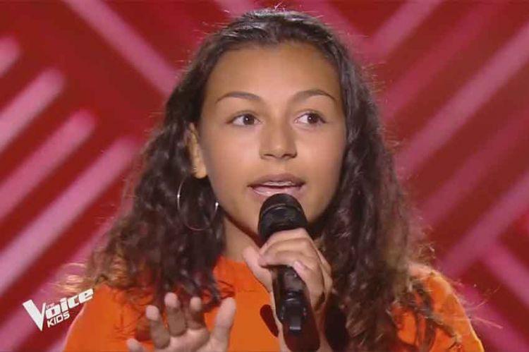 "Replay ""The Voice Kids"" : Océane chante « Natural Woman » d'Aretha Franklin (vidéo)"