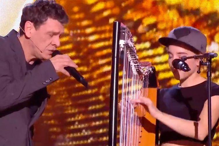 """""""The Voice"""" : Marc Lavoine & Gustine vont chanter « Les yeux révolver » samedi soir sur TF1 (vidéo)"""