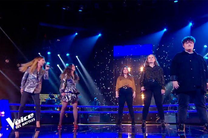 """Replay """"The Voice"""" : Canta Diva & Pottok on the Sofa chantent « Bicycle race » de Queen (vidéo)"""
