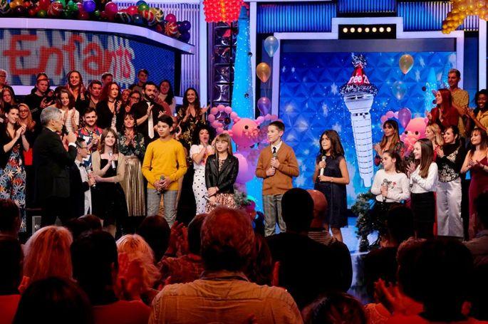 """""""N'oubliez pas les paroles"""" : prime spécial « Enfants » mercredi 1er janvier sur France 2"""