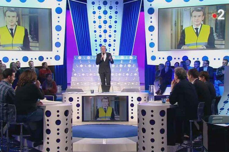 """ONPC : retour sur l'actualité de la semaine dans """"On n'est pas couché"""" du 15 décembre par Laurent Ruquier (vidéo)"""