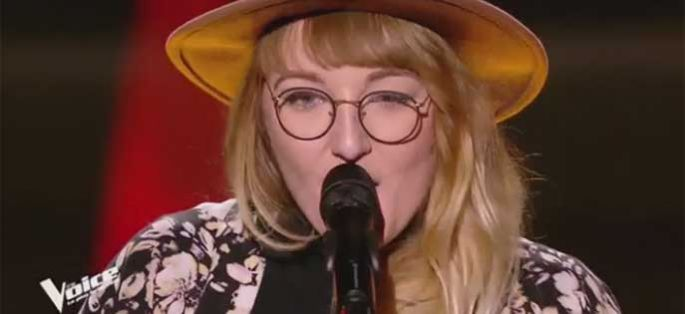 "Replay ""The Voice"" : Jody Jody chante « Heavy cross » de Gossip (vidéo)"