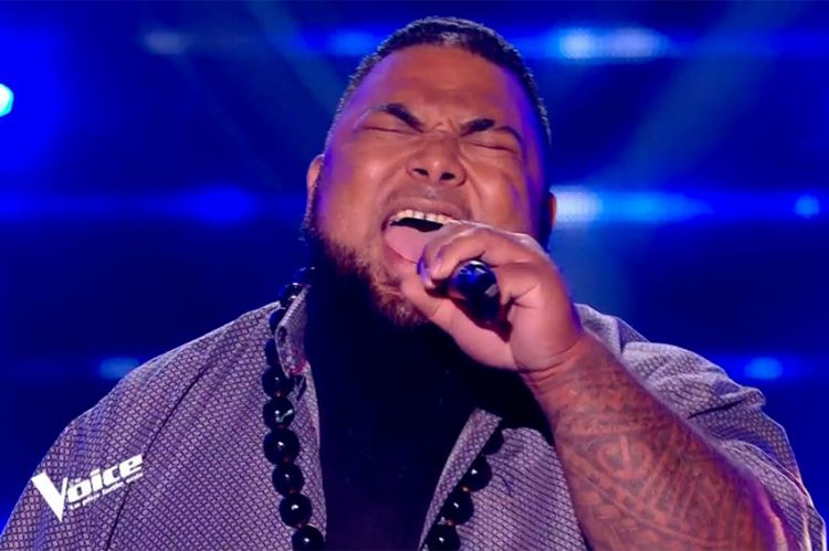 "Replay ""The Voice"" : Jimmy chante « It's a Man's Man's Man's world » de James Brown (vidéo)"