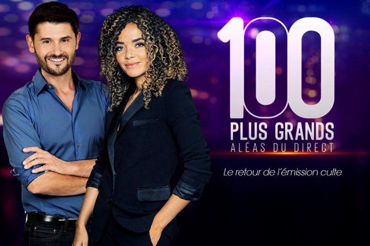 """Les """"100 plus grands"""" de  retour sur TF1 avec Anaïs Grangerac et Christophe Beaugrand"""