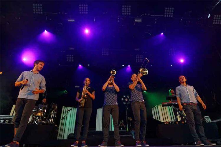 """""""Basique : le concert"""" de Boulevard des Air, jeudi 19 mars sur France 2"""