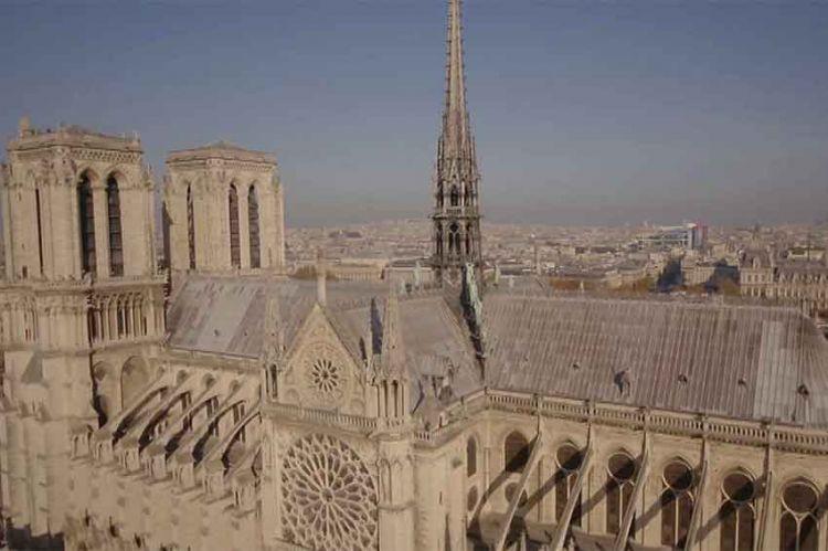 « L'île de la cité : le coeur de Paris » à découvrir sur RMC Découverte mercredi 15 mai