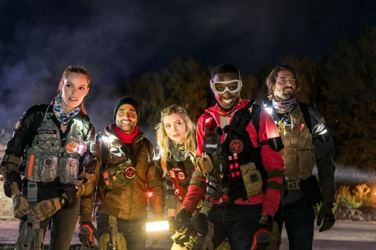 """""""District Z"""" vendredi 1er janvier sur TF1 : l'équipe reçue par Denis Brogniart & les 1ères images (vidéo)"""