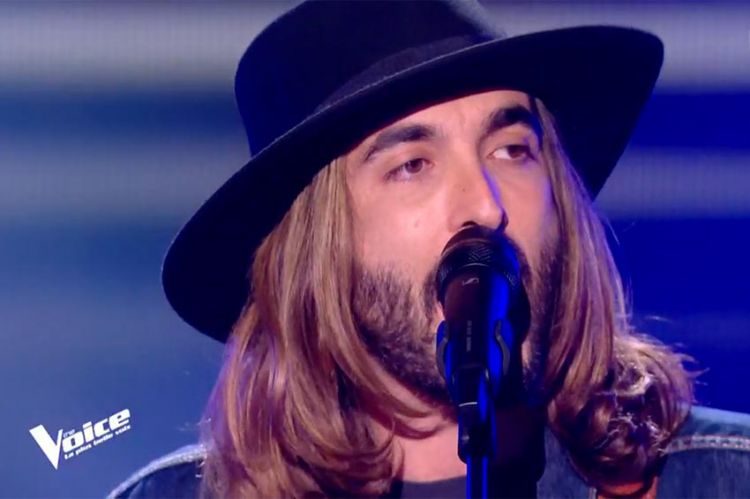 "Replay ""The Voice"" : Loïs Vaccheta chante « Melody Nelson » de Serge Gainsbourg (vidéo)"
