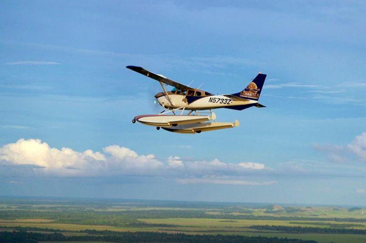 """""""Les avions du bout du monde"""" : Pacifique, les aventuriers du ciel, mardi 4 août sur France 5"""