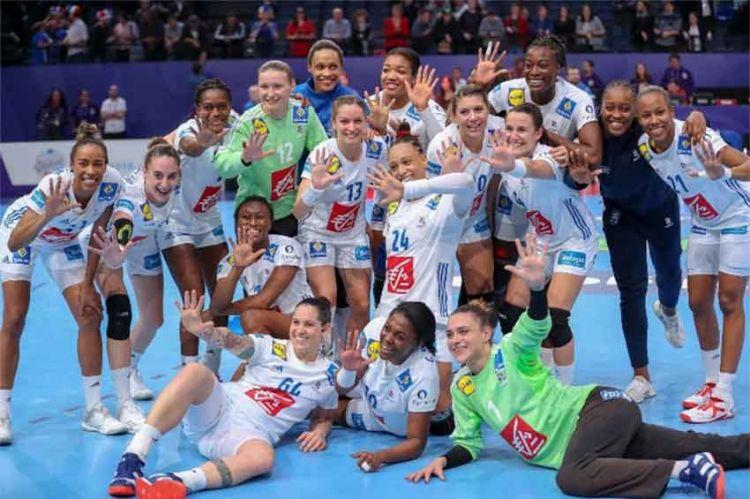 Handball féminin : la finale France / Russie en direct sur TF1 dimanche dès 17 heures