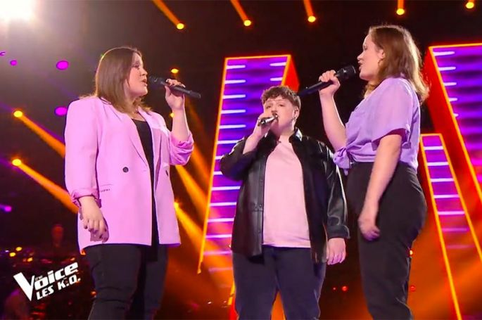 "Replay ""The Voice"" : Pottok on the Sofa chante « Tout donner » de Maître Gims (vidéo)"