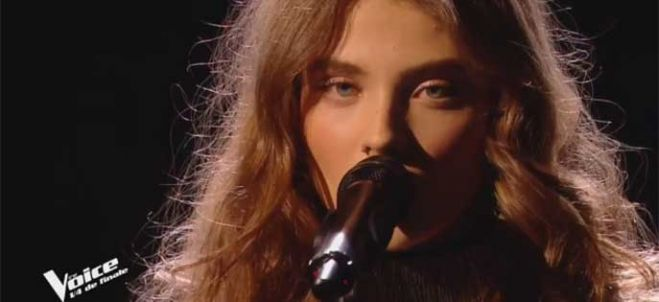 "Replay ""The Voice"" : Maëlle chante « Wasting my young years » de London Grammar (vidéo)"