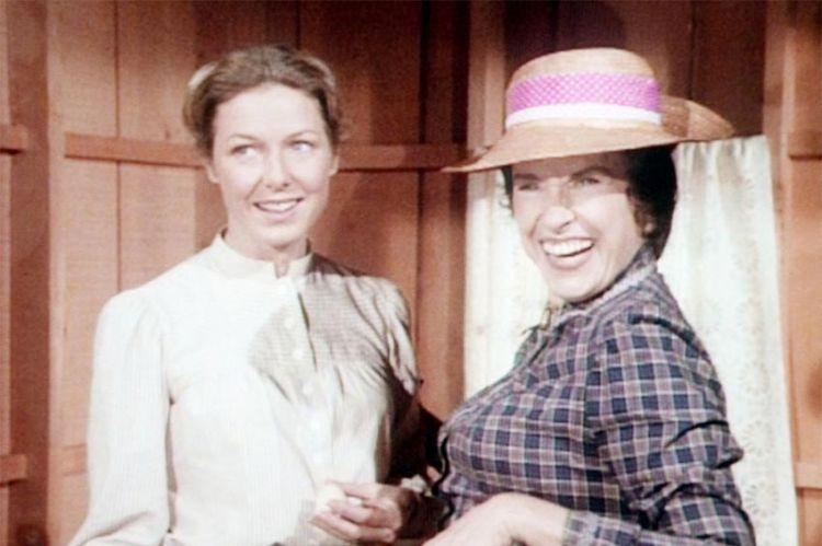"""""""La petite maison dans la prairie"""" : décès de Katherine MacGregor qui jouait le rôle d'Harriet Oleson"""