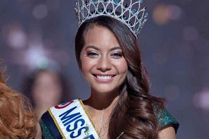 Miss France 2019 est Miss Tahiti, Vaimalama Chaves : revoir son couronnement (vidéo)