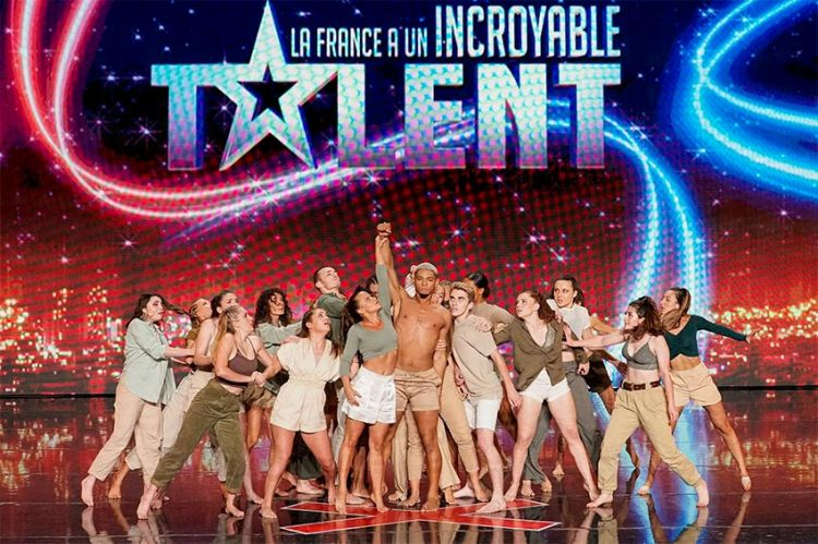 """""""La France a un incroyable talent"""" : Lemonade Dance Compagny déclenche un golden buzzer (vidéo)"""