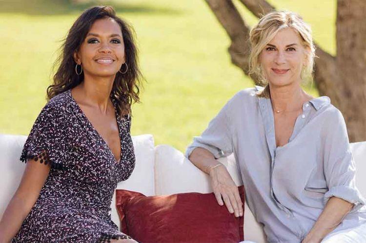 """""""Une ambition intime"""" : Karine Le Marchand reçoit Michèle Laroque le 12 août sur M6 (vidéo)"""