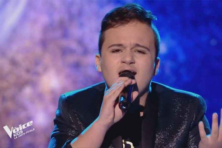 "Replay ""The Voice Kids"" : Mathias chante « Earth song » de Michael Jackson (vidéo)"