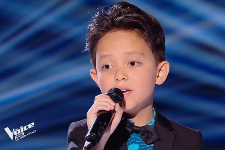 """Replay """"The Voice Kids"""" : Natihei chante « Never enough » de Loren Allred  (vidéo)"""