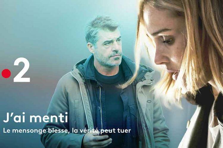 """""""J'ai menti"""" : mini-série avec Camille Lou & Thierry Neuvic à partir du 6 octobre sur France 2"""