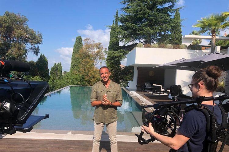 """""""50mn Inside"""" prend ses quartiers d'été à Cannes avec Nikos Aliagas"""