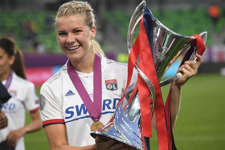 Ada Hegerberg, première Ballon d'Or féminin, rejoint TF1 pour la Coupe du Monde féminine