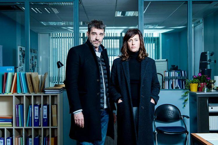 """""""La malédiction de Provins"""" avec Thierry Neuvic et Anne Caillon ce soir sur France 3"""