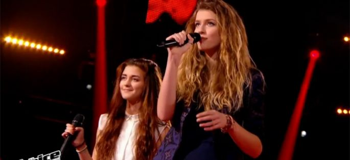 "Replay ""The Voice"" : La Battle Manon Palmer / Devi sur « Saint Claude » de Christine & the Queens (vidéo)"