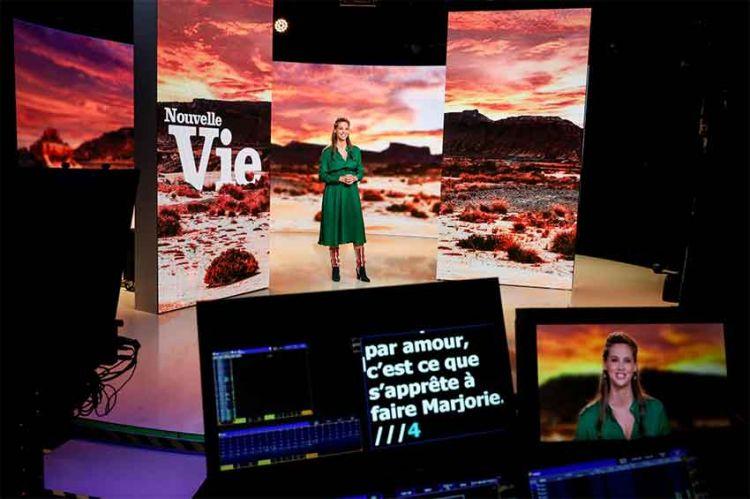 """Premières images de """"Nouvelle vie"""" : un nouveau magazine présenté par Ophélie Meunier ce soir sur M6 (vidéo)"""