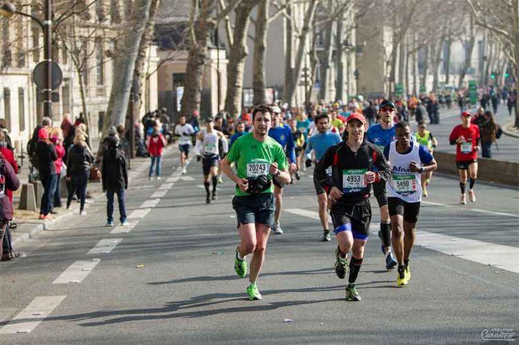 Marathon de Paris : l'édition 2021 à suivre en direct sur France 3 dimanche 17 octobre