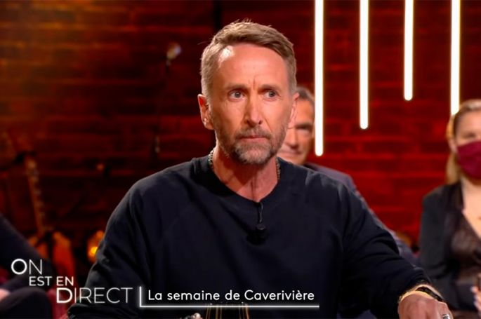 """""""On est en direct"""" : la semaine de Philippe Caverivière du 6 mars (vidéo)"""