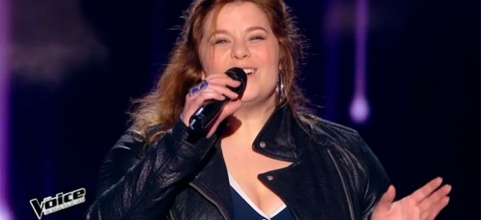 "Replay ""The Voice"" : Mariana Tootsie interprète « What a Wonderful World » de Louis Armstrong (vidéo)"