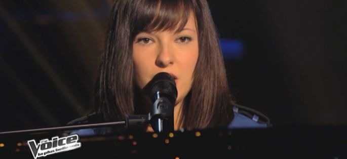 "Replay ""The Voice"" : regardez Natacha Andréani qui interprète « One Day » d'Asaf Avidan (vidéo)"