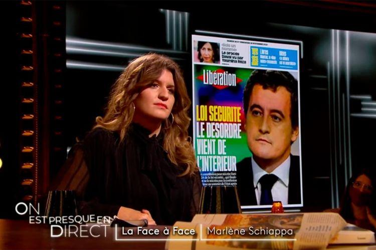 """""""On est en direct"""" : Marlène Schiappa, le face à face avec Laurent Ruquier (vidéo)"""