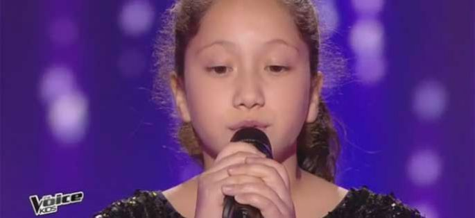 "Replay ""The Voice Kids"" : Lyn chante « I will always love you » de Whitney Houston (vidéo)"