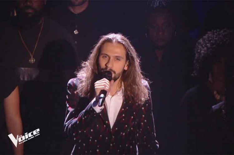 """Replay """"The Voice"""" : Clément chante « Somebody To Love » de Queen (vidéo)"""
