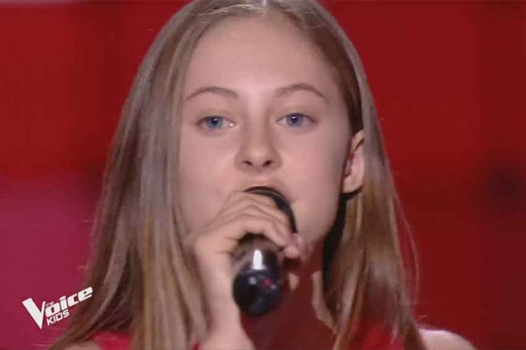 "Replay ""The Voice Kids"" : Léna chante « Valerie » d'Amy Winehouse (vidéo)"
