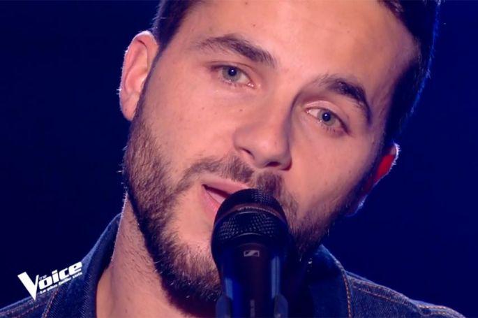 "Replay ""The Voice"" : Kevin Dozot chante « Madame rêve » d'Alain Bashung (vidéo)"